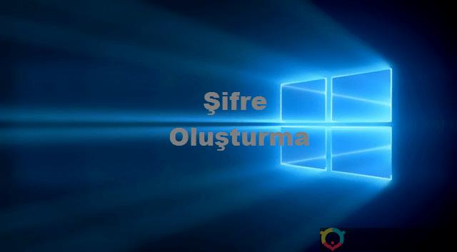 Windows 10 Password generation