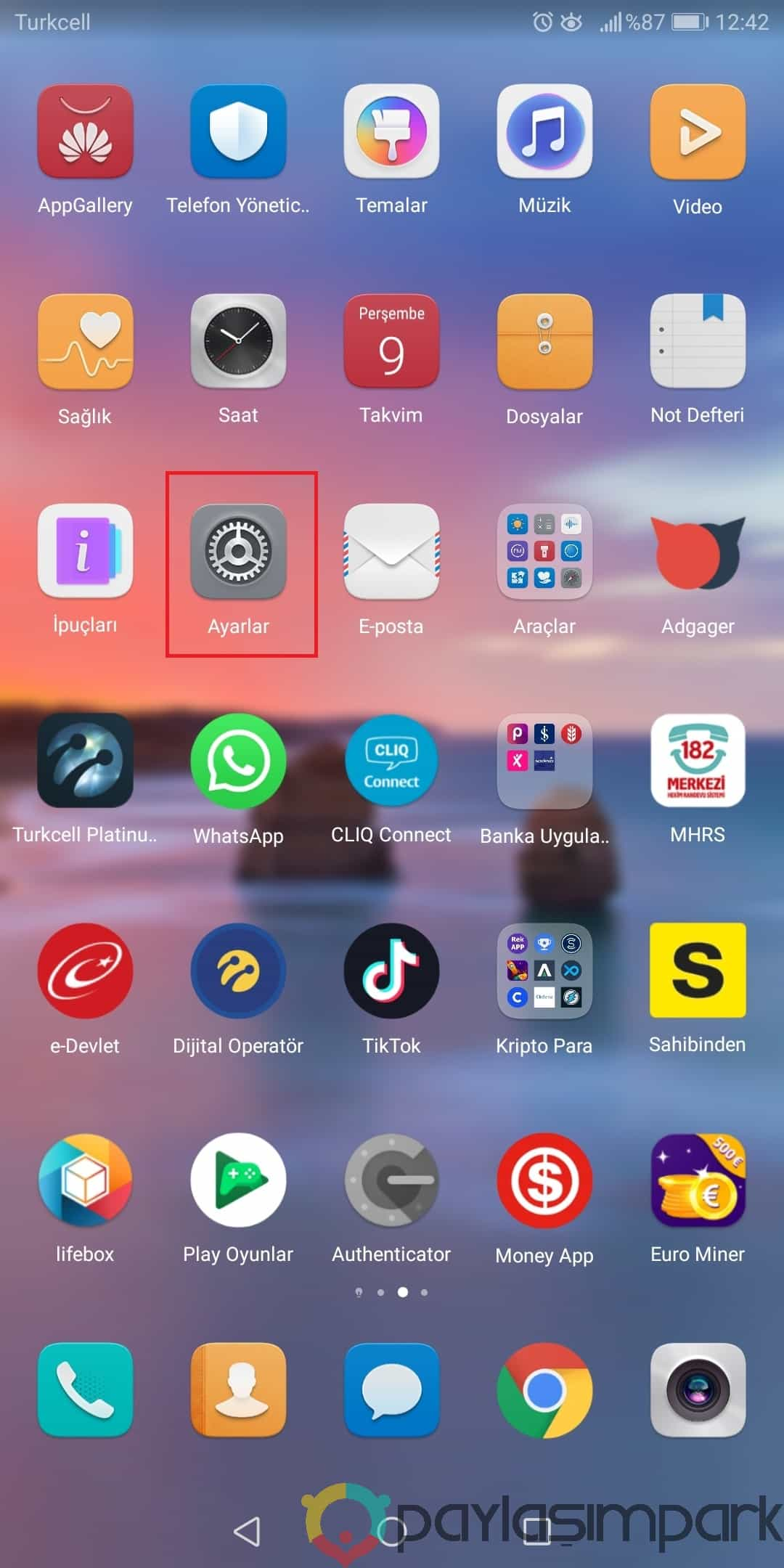 Android Telefonlar Nasıl Sıfırlanır (Resimli Anlatım)