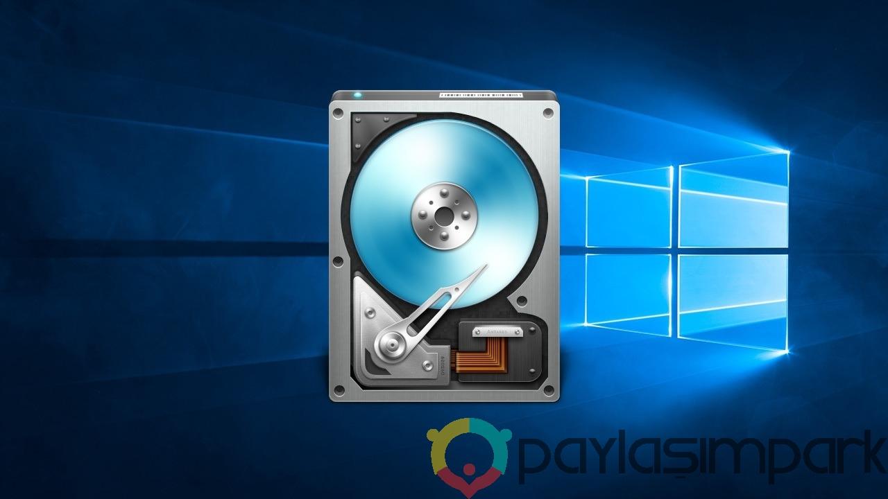 Windows 100% Disk Kullanım Çözümü