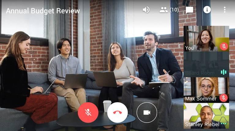 En iyi mobil video konferans uygulamaları