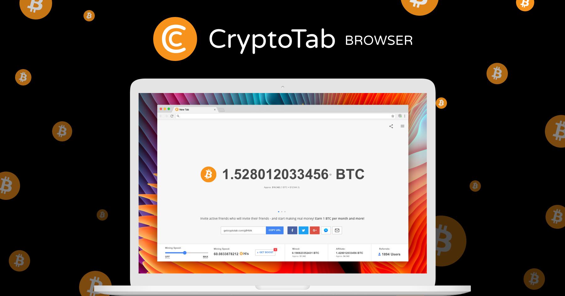 Crypto Tab Browser Nedir