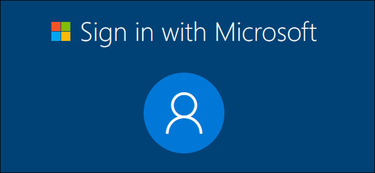 Windows 10'da Yerel Kullanıcı Hesabına Geçme
