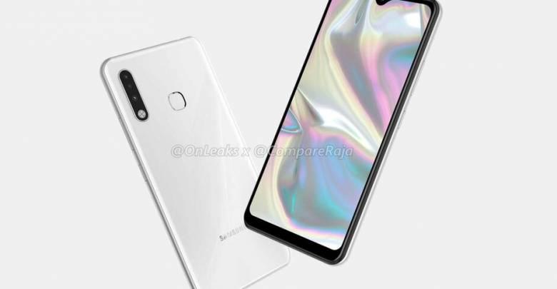Samsung Galaxy A70e Design Revealed