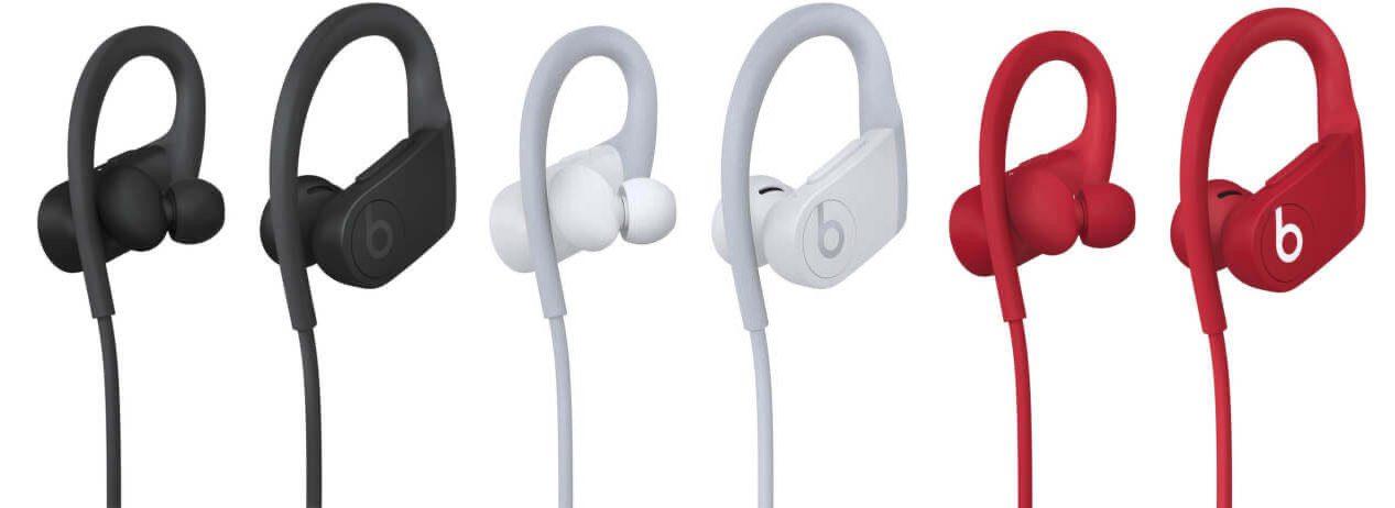 Leaks About Apple Powerbeats 4