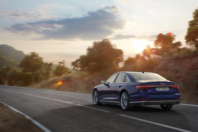 Audi A8 Family's New Car Leaked