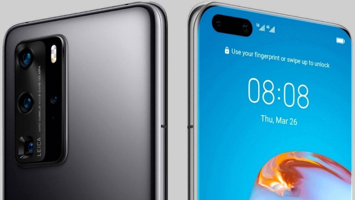 Huawei P40 Pro AnTuTu Result