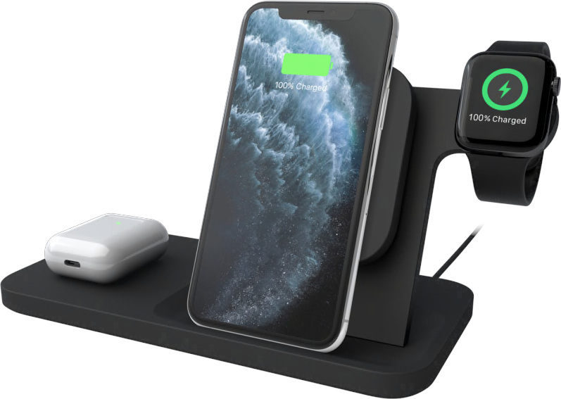 Logitech New 3in1 Charge
