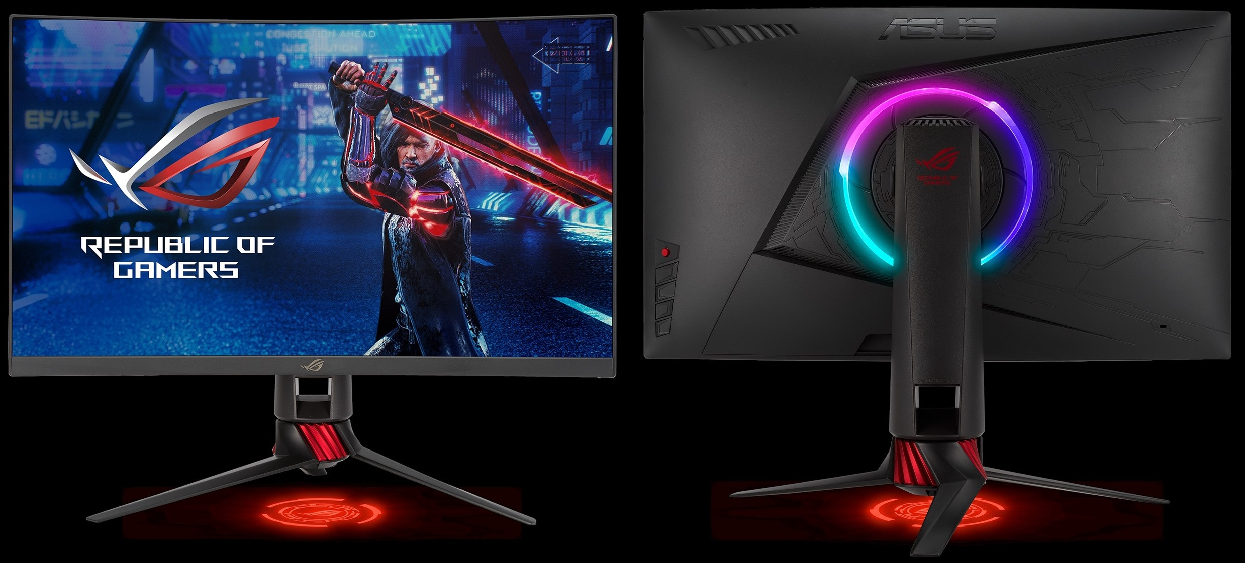 New ASUS Gaming Monitor Launched on the market