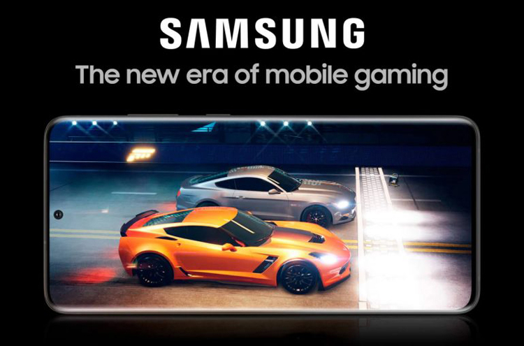 Samsung Designs Game Console for Phones