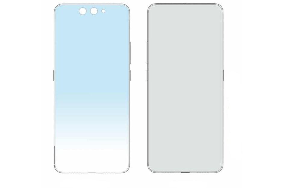 Xiaomi New Foldable Patent