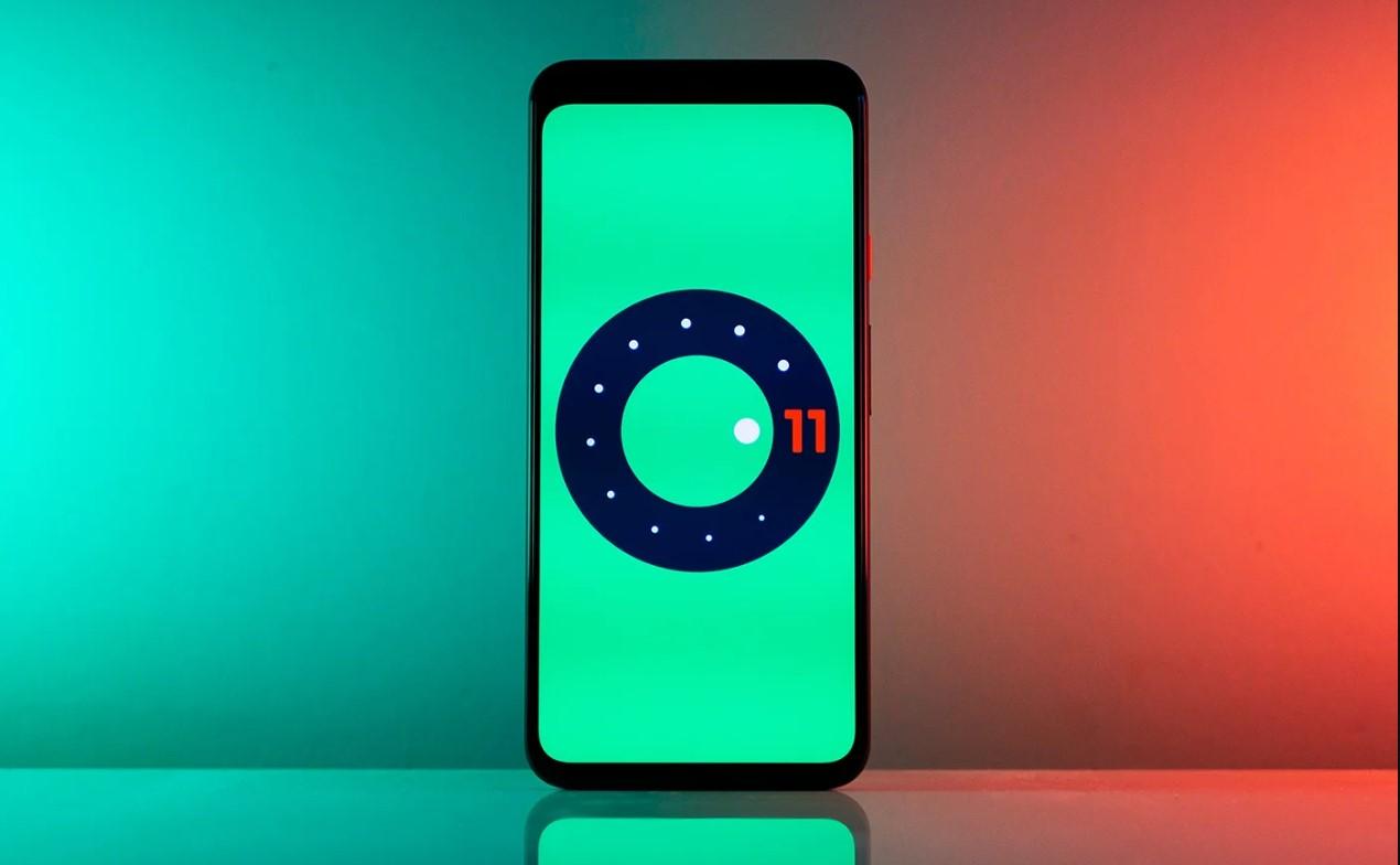 Android 11 Geliştirici Önizleme 3 Çıktı