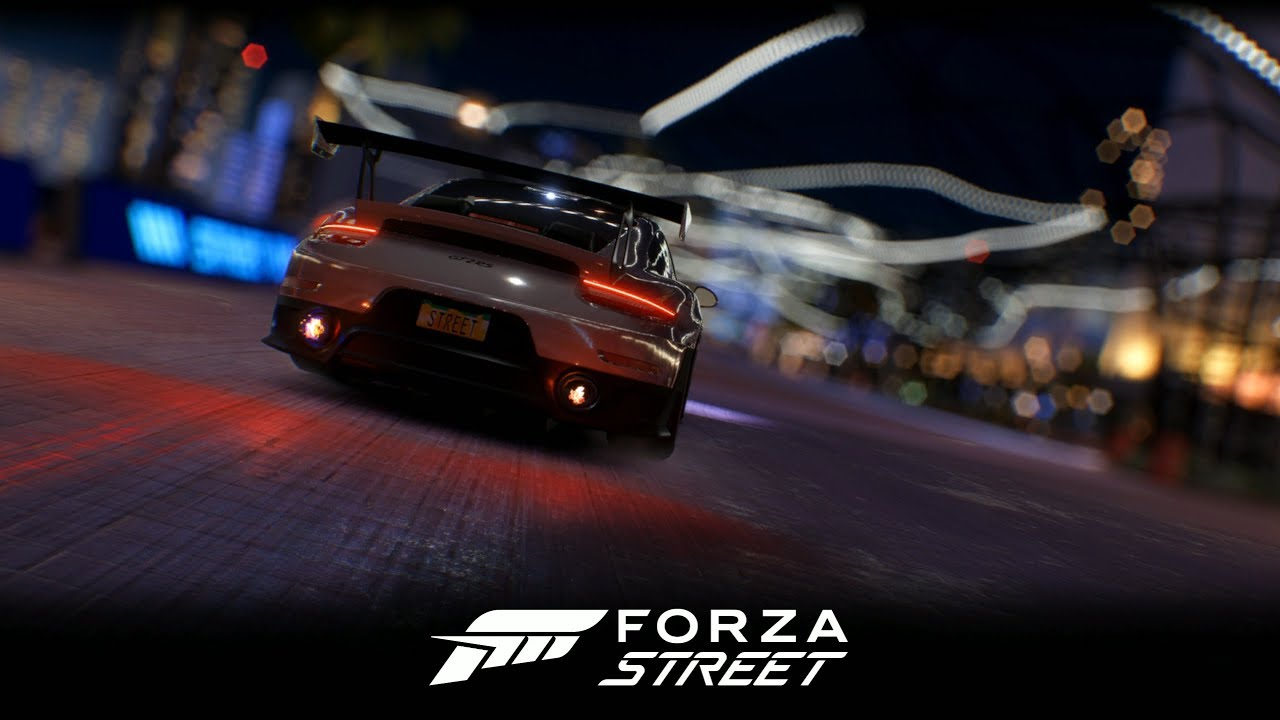 Forza Street Comes Android And IOS on May 5