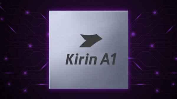Huawei, Kirin A1 İle Akıllı Gözlük'mü Geliyor ?