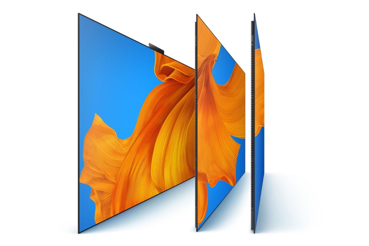 Huawei New OLED TV Leaked