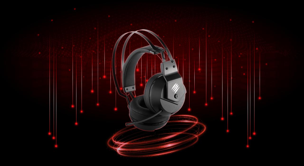 Mad Catz İki Yeni FREQ Oyuncu Kulaklığını Tanıtı