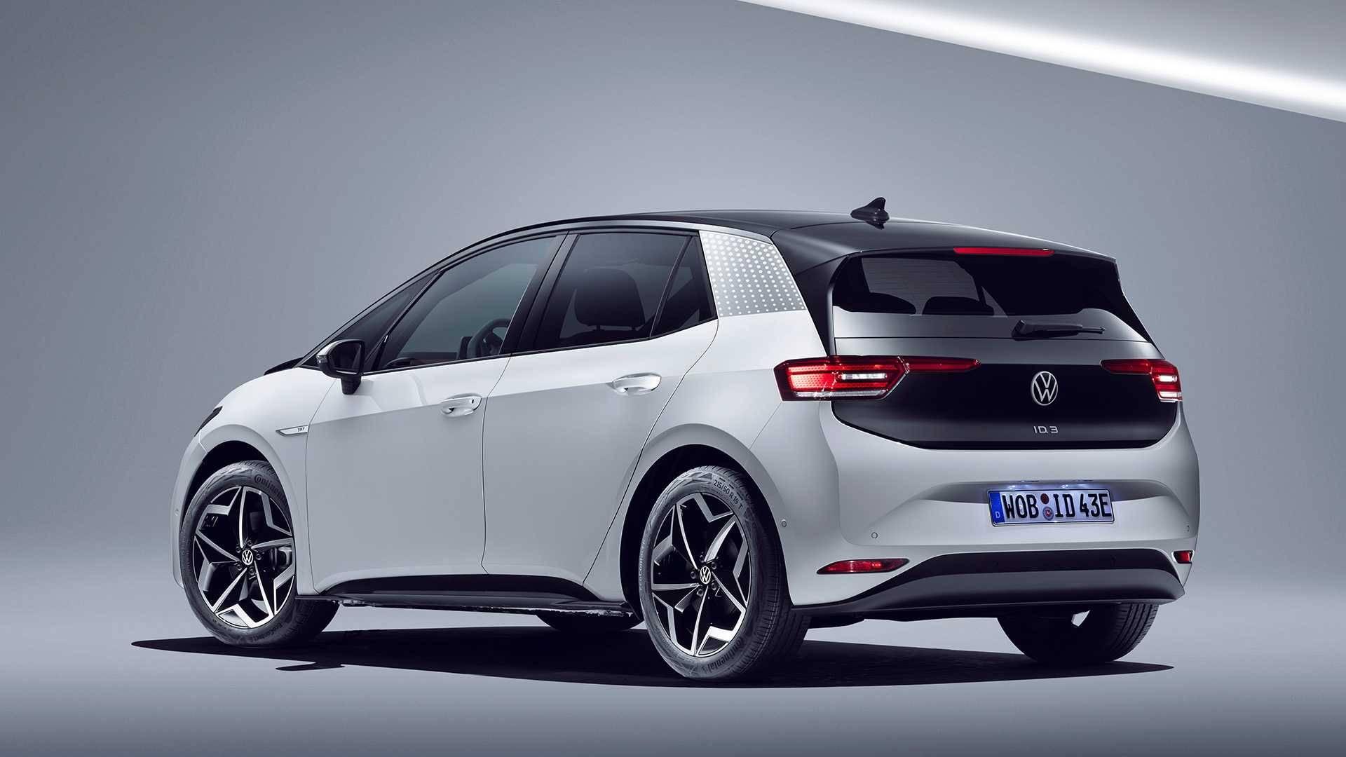 Volkswagen ID.3 Elektirikli Otomobil Ortaya Çıkıyor