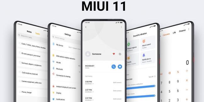 Xiaomi Mi 9 Lite, MIUI 11 Kararlı Güncelleme Başladı