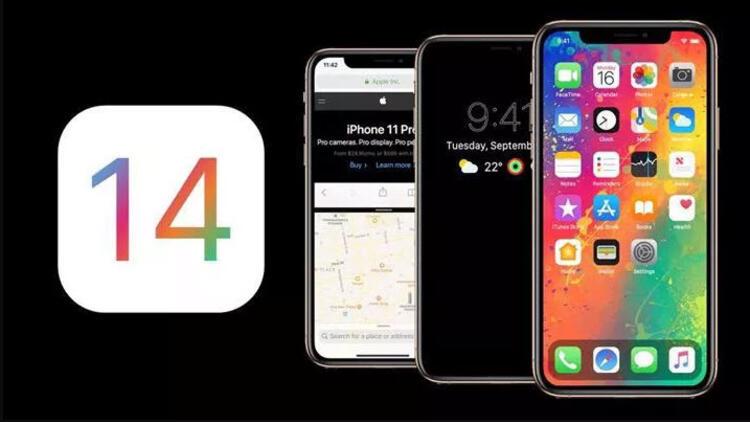 iOS 14 Konsept Videosu Çift Ekran Desteği