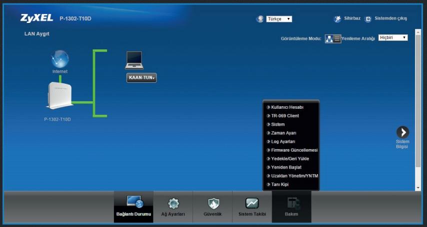 ZyXEL Modem Firmware Güncelleme Nasıl Yapılır